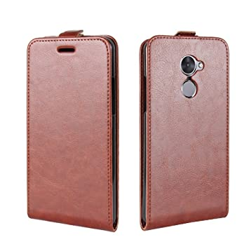 premium selection d153a 9021a Amazon.com: Happon Vodafone Smart V8 Case, Vodafone Smart V8 Cover ...