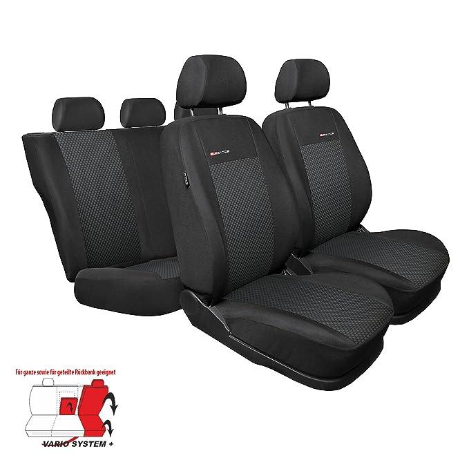 Sitzbezüge Sitzbezug Schonbezüge für Hyundai ix20 Komplettset Elegance P1