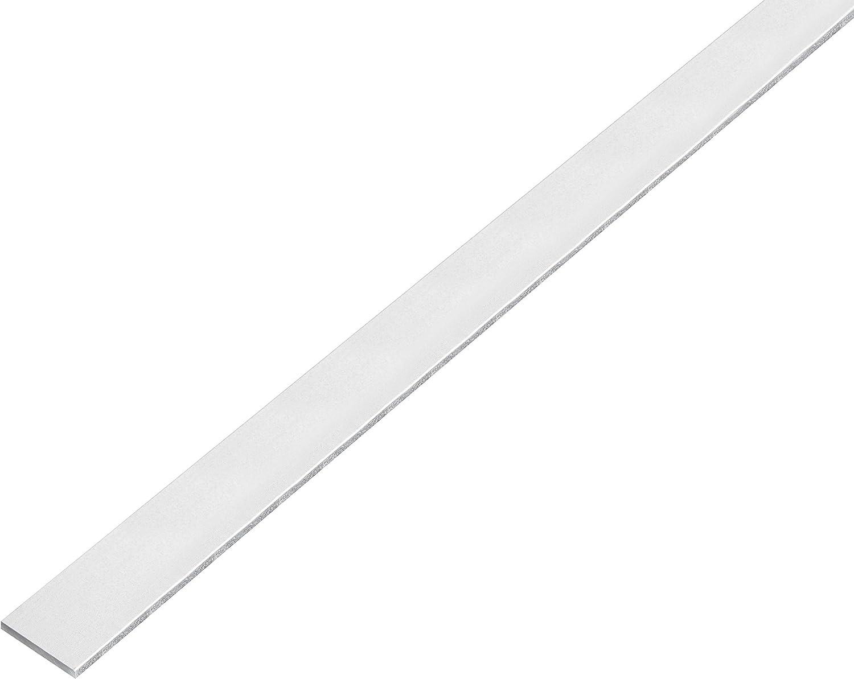 /Increased Self-Adhesive Aluminium 1000/x 15/x 2/mm Pack of 1 Gah-Alberts Flat Bar/ Silver 489168.0