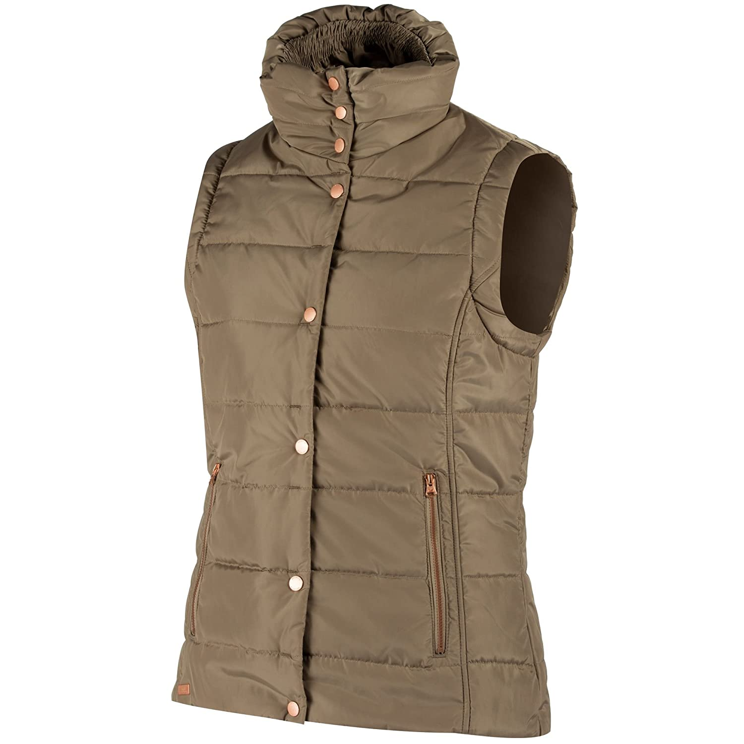 Regatta Great Outdoors Womens//Ladies Wynne Insulated Gilet Fig 12
