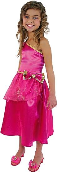 Mattel C802-003 - Disfraz de Barbie Aprendiz de Princesa (8-10 ...
