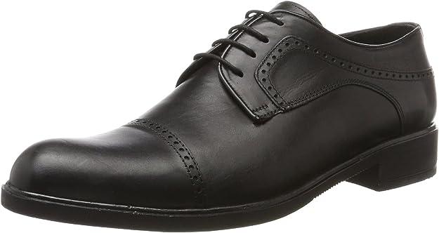 TALLA 43 EU. WYNDHAM 5606, Zapatos de Cordones Derby Hombre
