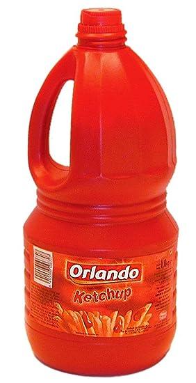 Orlando - Salsa ketchup - 1.8 kg