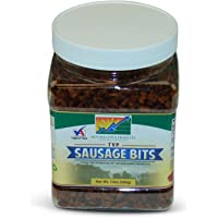 Mother Earth Products Textured Vegetable Protein Sausage Bits, quart jar, 13oz