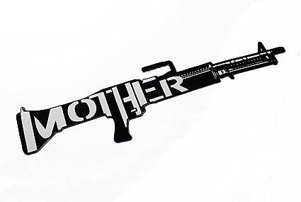 amazon com m60 machine gun mother full metal jacket tactical