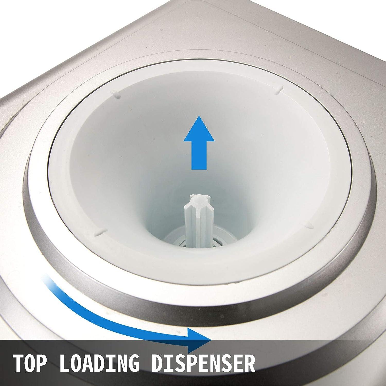 VBENLEM 2 In 1 Ice Maker Water Cooler Dispenser