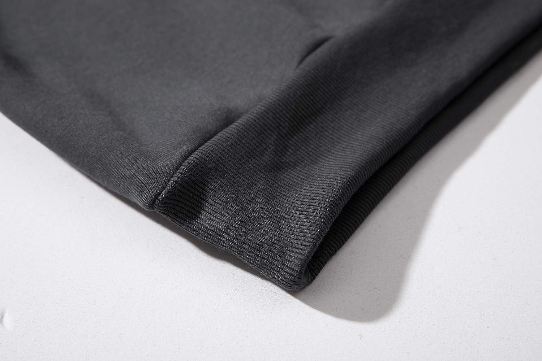 Unisex BOLUBAO Patchwork Sweatshirt Sweater Pullover
