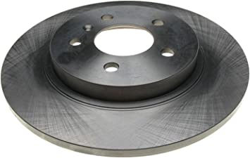 ACDelco 18A2679A Advantage Non-Coated Rear Disc Brake Rotor