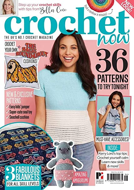 Love Crochet Magazine - Discounted Digital Subscription ... | 606x428