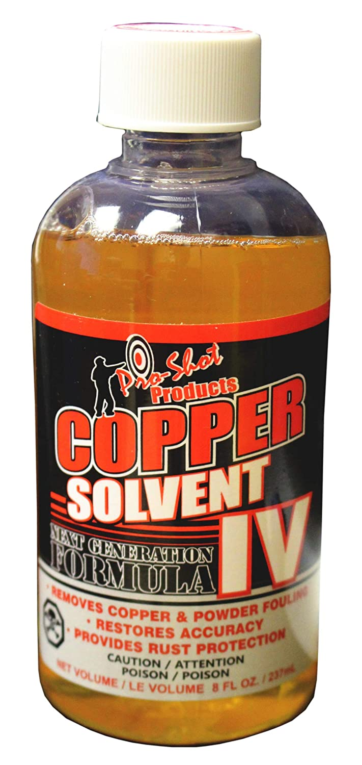 Pro-shot Copper Solvent Gun Cleaner