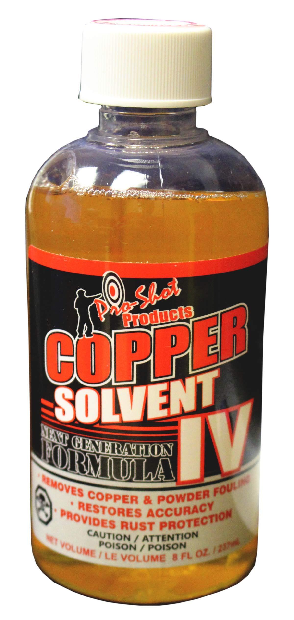 Pro Shot 8-Ounce Copper Solvent IV