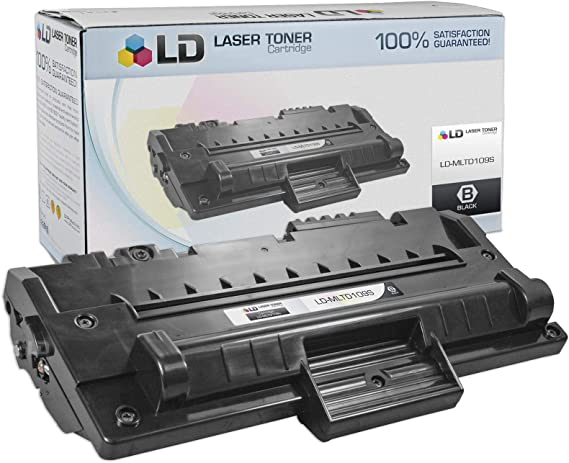 Black SCX4300 Works with On-Site Laser Compatible Toner Replacement for Samsung MLT-D109S