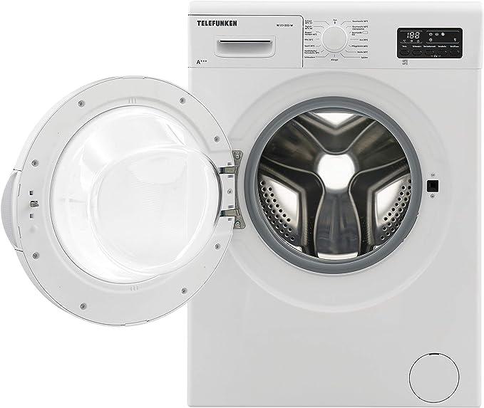 Lavadora Telefunken W-23-200-W 7 kg/A+++ / 1400 rpm con ...