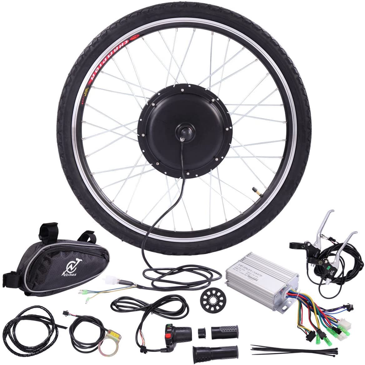 Jaxpety 36V 500W Ebike Conversion Kit