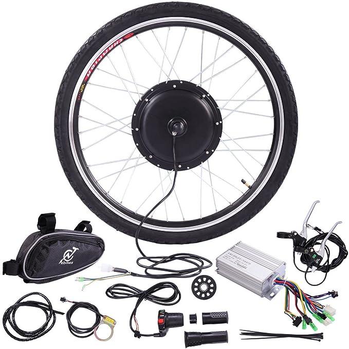 JAXPETY - Kit de conversión de Motor para Bicicleta eléctrica de ...