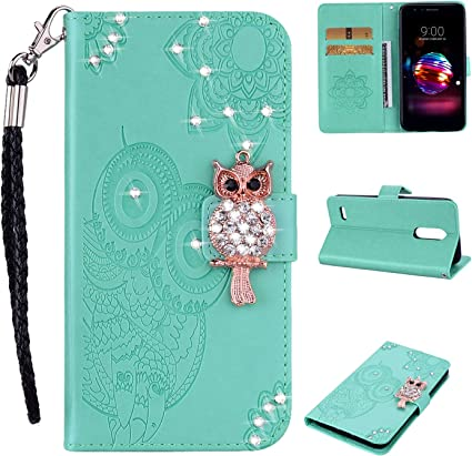 YX 3D Panda Bamboo Leder Schutzh/ülle Brieftasche H/ülle Flip Case 3D Muster Cover mit Kartenfach Magnet Tasche Handyh/üllen f/ür LG K30 2019 MRSTER LG K30 Handytasche