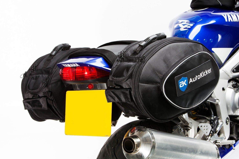 Autokicker Side Kick Borse Bagaglio Laterali per Motocicli e Motociclette