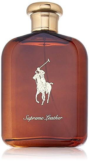 1c47bb997e Ralph Lauren Polo Supreme Leather Eau De Parfum 125 ml spray: Amazon ...
