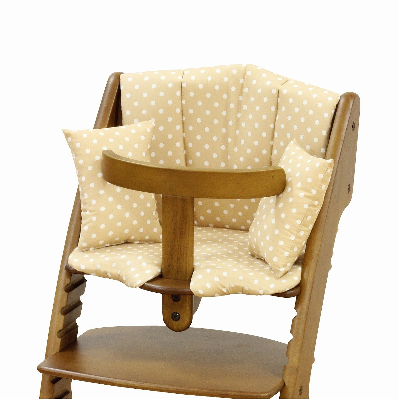 Yamatoya Sukusuku Slim chair dedicated chair cushion beige
