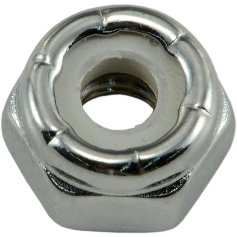 10-24 Hard-to-Find Fastener 014973137076 Nylon Insert Lock Nuts Piece-10