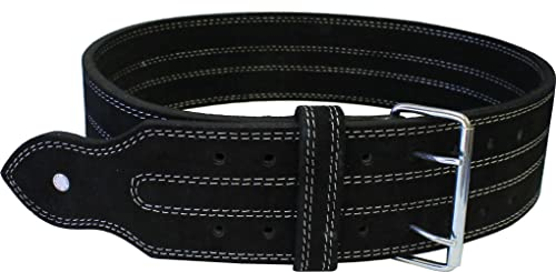 Ader Leather Power Lifting Weight Belt- 4
