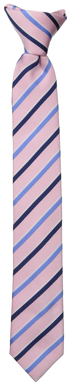 Dockers Big Boys' Striped Clip On Tie Dockers Boys 8-20 Belts DY00150008NO