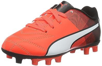 Puma Adreno FG Jungen Fußballschuhe-Blue-36 IPqYm3Mp