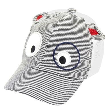 1eeae207be07d1 Halijack Baby Summer Sun Hat, Unisex Newborn Children Cute Cartoon Cotton Caps  Hat Toddler Girls