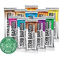 BioTech USA ZERO Bar MIX BOX 20 x