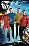 Rubie's Star Trek Gold Star Fleet Uniform