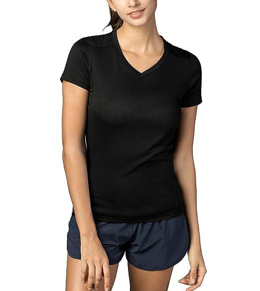 Výsledok vyhľadávania obrázkov pre dopyt black anti odor t shirt women