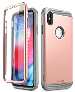 coque iphone xs max double