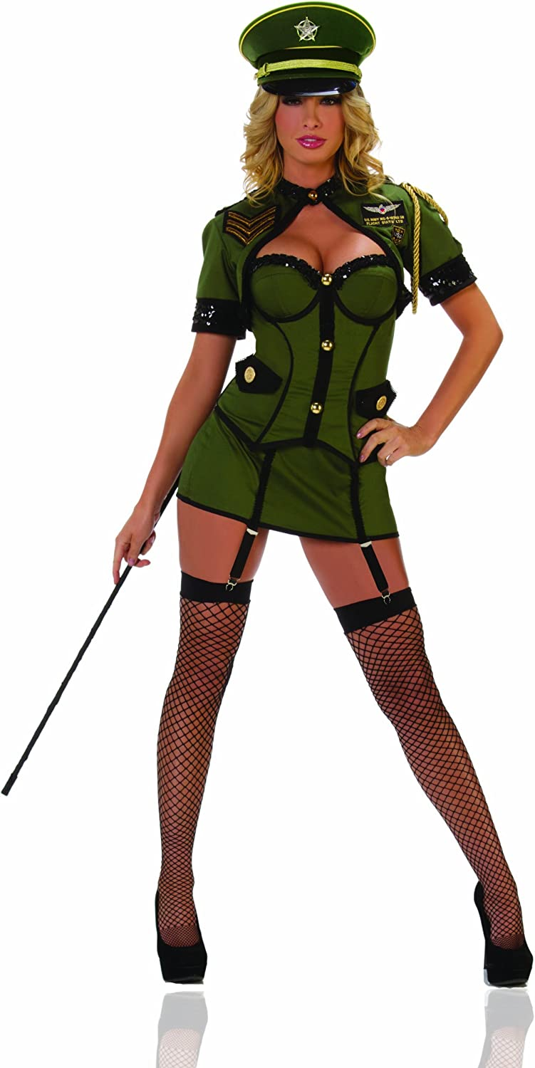 Starline Sexy Army General Women's Costume