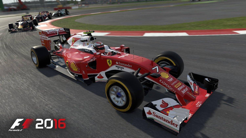 F1 2016 Limited Edition [Importación Alemana]: Amazon.es: Videojuegos