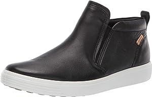 1629145f5 Amazon.com   ECCO Women's Women's Soft 7 TRED Gore-TEX High Sneaker ...