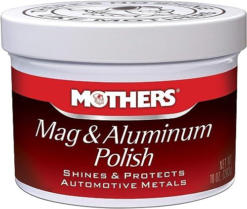 Mothers 05101-12 Mag & Aluminum Polish