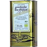 direct&friendly extra natives Bio Olivenöl aus der Mani, kaltgepresst, Griechenland im 3l Kanister