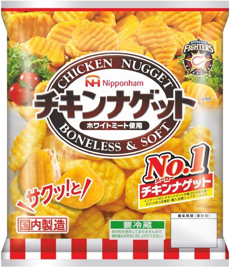 日本 ハム チキンナゲット 【楽天市場】日本ハム チキンナゲット154g