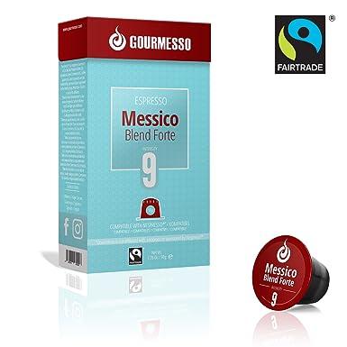 Gourmesso Messico Blend Forte (100 Capsulas)