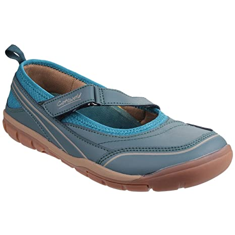 Cotswold Womens/Ladies Appleton Ballet Style Casual Shoes 0uDyOGu0
