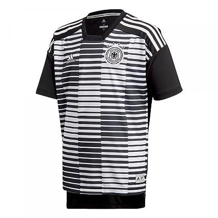 06414fef7 Amazon.com : adidas 2018-2019 Germany Pre-Match Football Soccer T ...