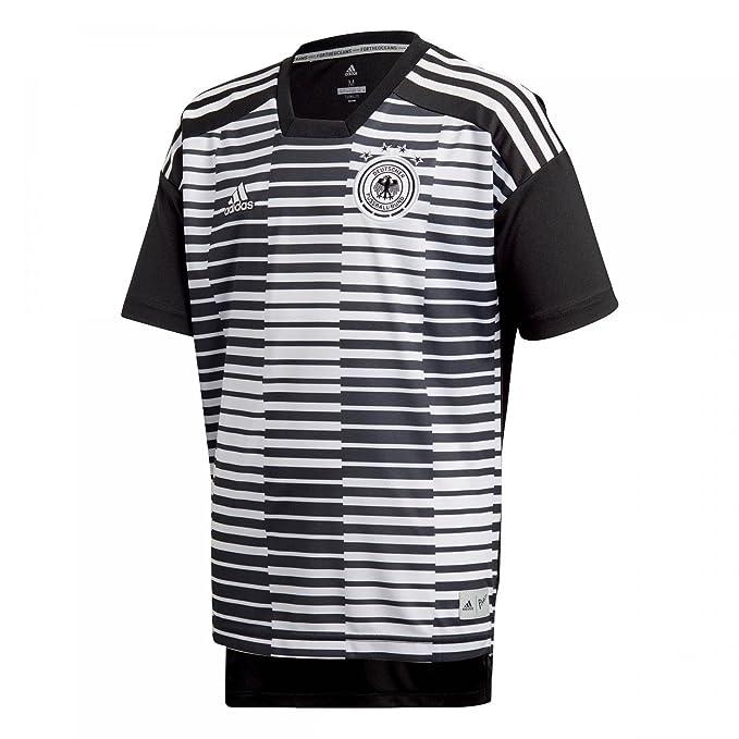 adidas Kinder DFB Pre Match Shirt T