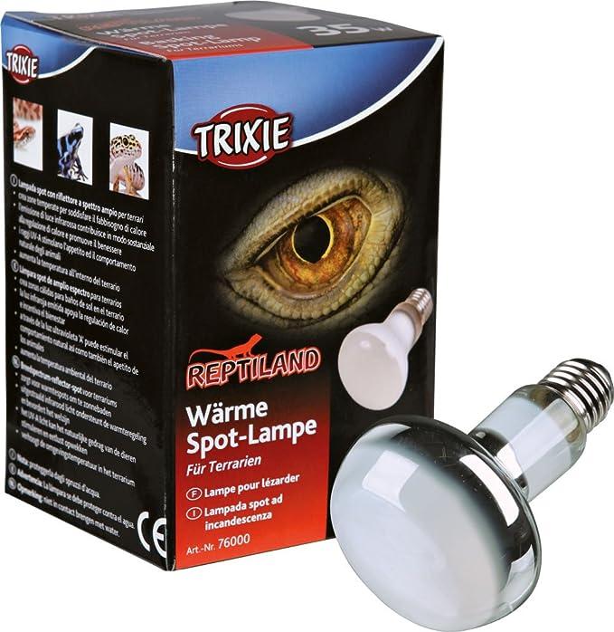 Trixie Basking Lámpara Spot, 80 x 100 mm, 35 W