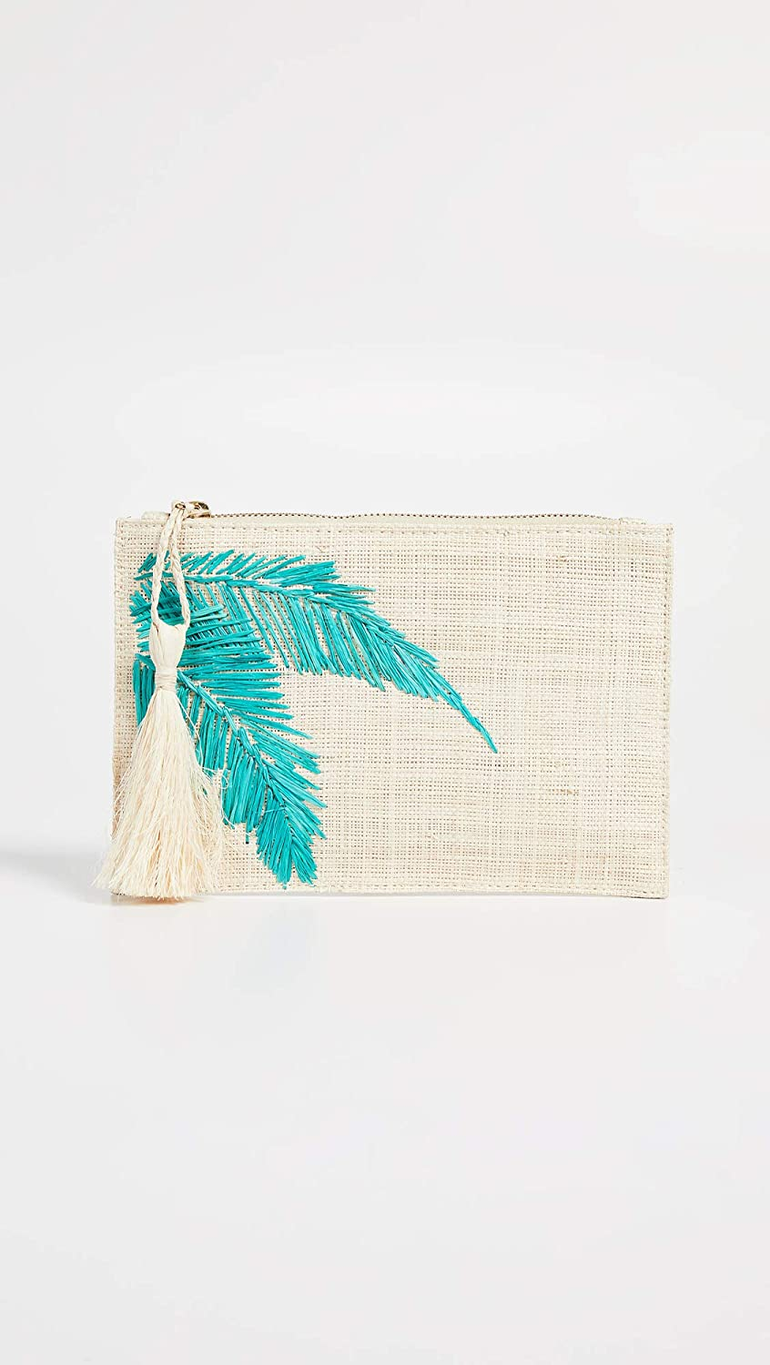 Kayu Womens Aleja Pouch Natural One Size