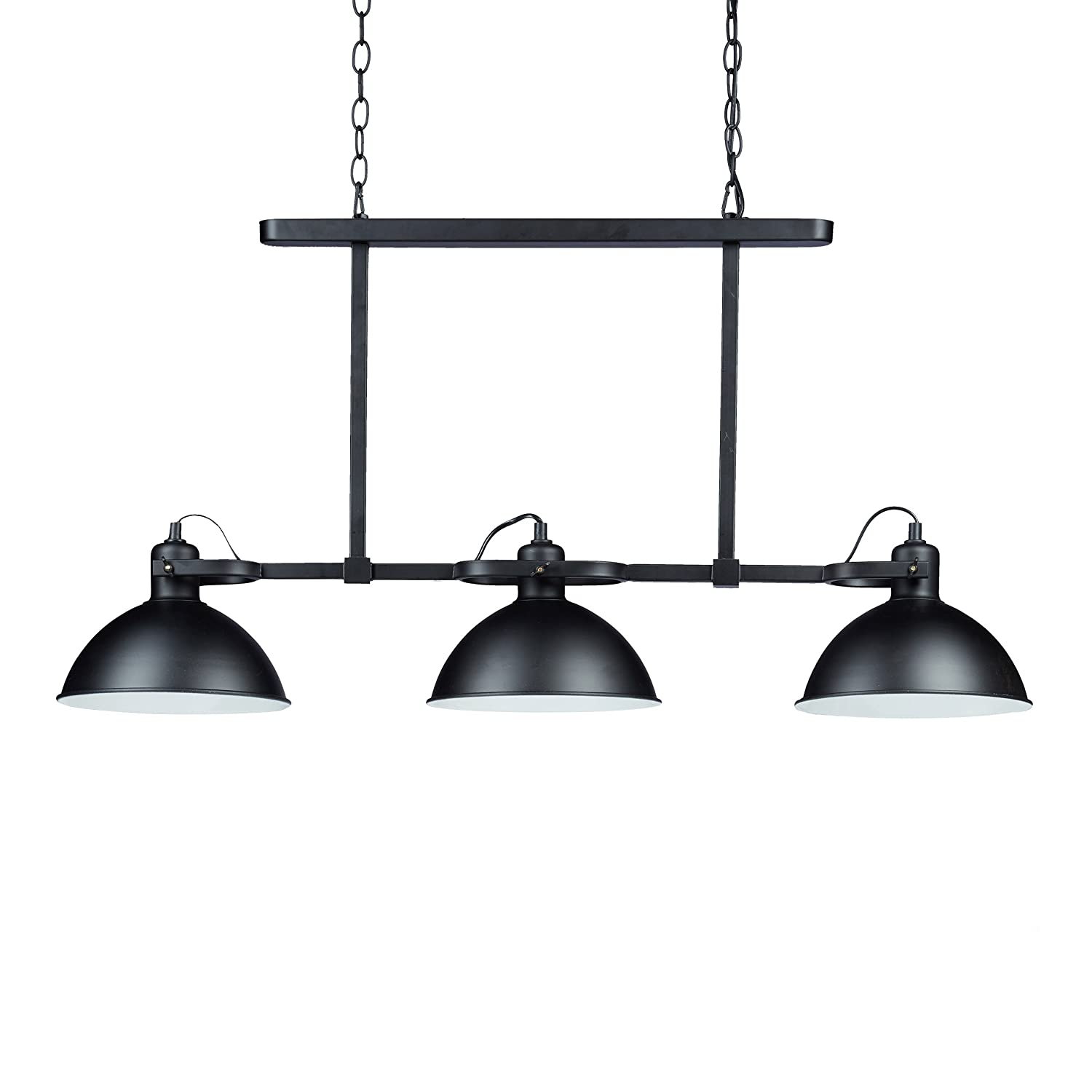 suspension 3 lampes stunning lampe suspension cuisine. Black Bedroom Furniture Sets. Home Design Ideas
