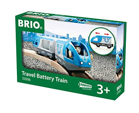 Brio World 33506000 Brio World Reisezug Battbetrieben Amazon