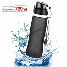 OUTERDO Collapsible Water Bottle