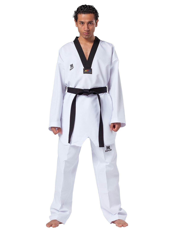 Kwon Taekwondo Traje Revolution, S/R Kwon 150 cm: Amazon.es ...