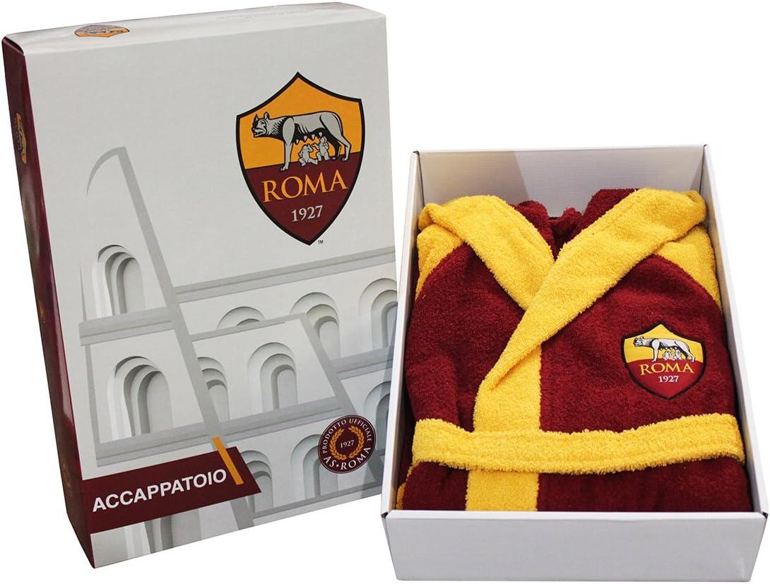 ACCAPPATOIO CON CAPPUCCIO UFFICIALE AS ROMA