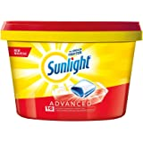 SUNLIGHT Advanced Dishwasher Detergent 48 count
